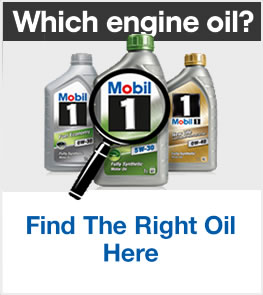 Find the right oil